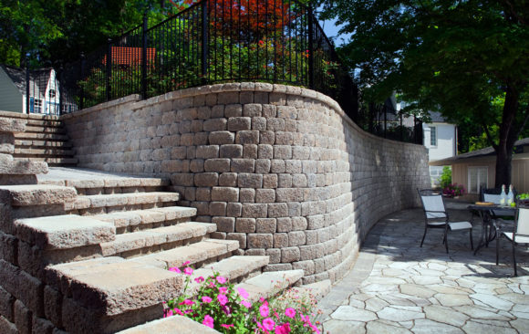 Mega Arbel & County Manor Staircase